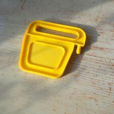 BIG Original Ersatzteile Waterplay Schleuse gross mit Nase Haken gelb  Niagara