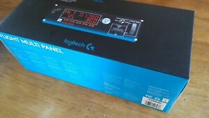 Details about LOGITECH Pro Flight Multi Panel for PC - USB (BRAND NEW)