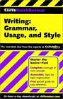 Writing : Grammar, Usage, and Style by Jean Eggenschwiler and Emily Dotson Biggs (2001, Paperback, Revised)