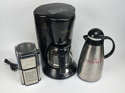 s l400 Gevalia Dual Coffee Maker