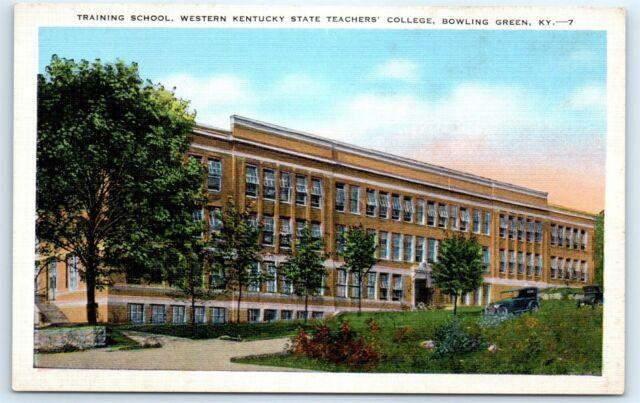 Western Kentucky State Teachers College - Physical