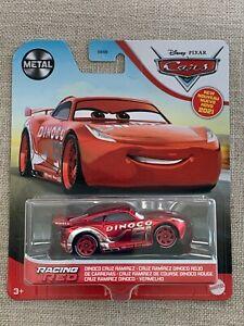 DISNEY PIXAR CARS 2021 Racing Red Dinoco Cruz Ramirez NEW 2021