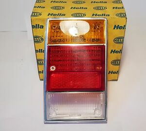 Hella 9EL111791-001 Lichtscheibe für Heckleuchte Rückleuchte Rear Glass Panel
