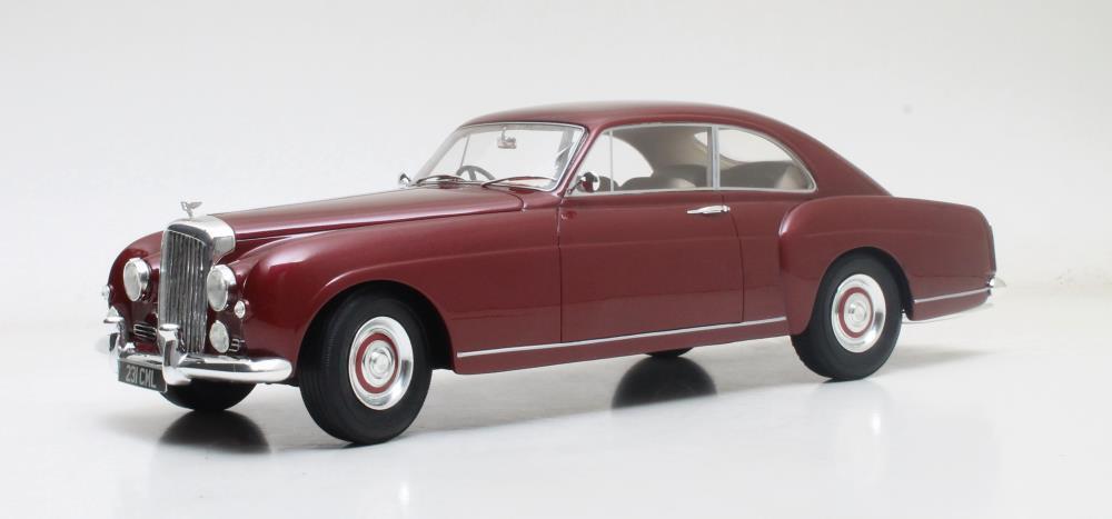 Bentley Continental S1 Fastback Mulliner dark Rouge  1955 1/18 1/18 1/18 Cult Models | Vogue  da6990