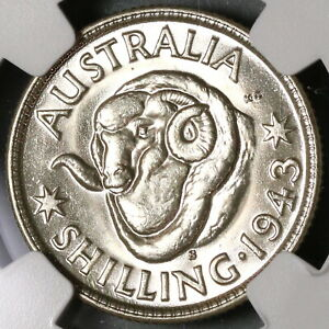 1943-S-NGC-MS-62-Australia-Shilling-Mint-State-San-Francisco-Coin-19101202C