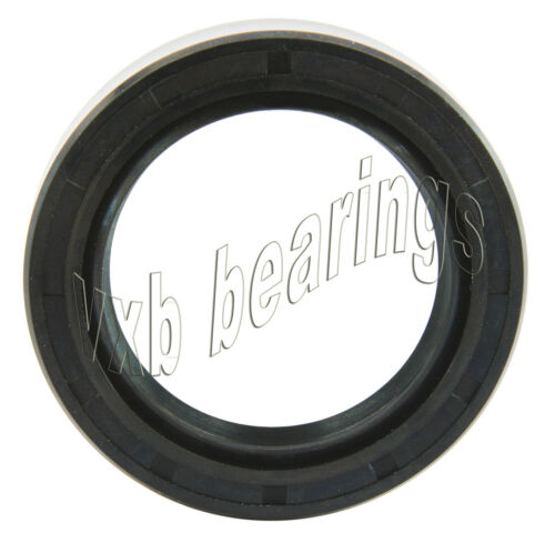 "Oil and Grease Seal 1.024/""x 1.772/""x 0.315/"" Inch Rubber Covered Double Lip w//Gart"