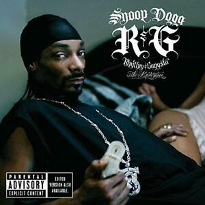 Snoop-Dogg-R-amp-G-Rhythm-amp-Gangsta-The-Masterpiece-NEW-2-VINYL-LP