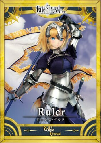 Fate Grand Order FGO DD Dollfie Dream Ruler Jeanne d/'Arc doll figure VOLKS JAPAN