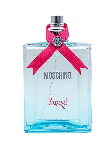 Moschino Funny 100ml Edt Women Spray For Sale Online Ebay