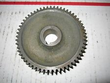 Vintage South Bend 13 Metal Lathe Gear 56 Tooth 34 Bore 34 Thick 3 58 Dia
