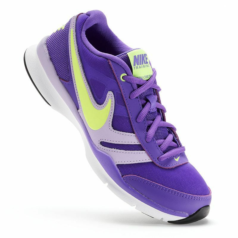 Nike TOTAL CORE TR 2 Womens Athletic Shoes (NEW w/ FREE SHIP) Sizes 6-10 : GRAPE