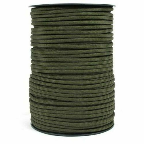 100M Umbrella Guyline Tent Ropes Runners Guy Line Camping Cord Guide Survival