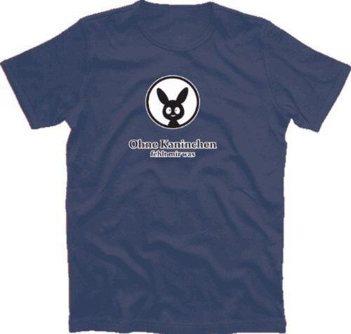 Sans le lapin me manque ce que les enfants t-shirt 104-164