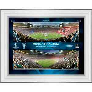2012-Champions-League-Final-Framed-Desktop-Panoramic-Montage-Photographic-Print