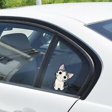 cute cat Car Sticker Window Decals Car Sticker Laptop Sticker