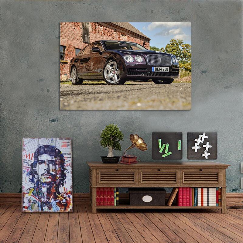 3D black Luxus Auto Haus 8555 Fototapeten Wandbild BildTapete AJSTORE DE Lemon