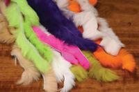 BUNNY BOU Hareline U.S.A. RabbitStrips 2 x 30 cm 9 Farben Bunny Bou