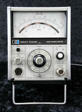 Agilent Keysight Hp 435b Analog Power Meter With 001