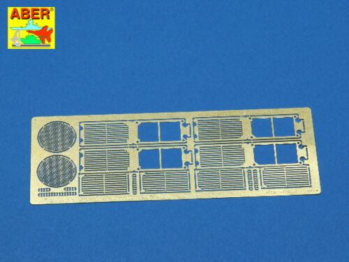 for TRUMPETER Kits 1//35 ABER 35G26 GRILLS for GERMAN TANKS E-50 /& E-75