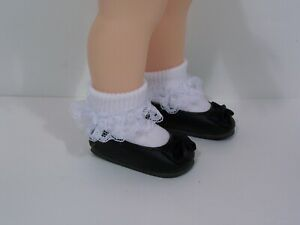 "LT BLUE Basic LL Doll Shoes For 16/"" Disney Animators Collection Debs"
