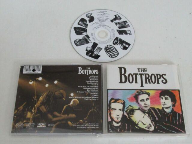 THE BOTTROPS/THE BOTTROPS(BOTTROP-1) CD ALBUM