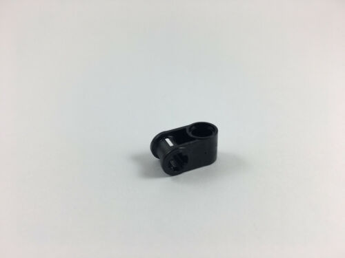 LEGO® Brick Technic Black Axle and Pin Connector Perpendicular Part 6536 MOC