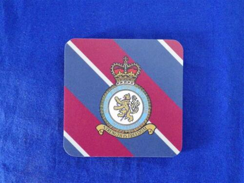 ROYAL AIR FORCE STATION WITTERING LARGE COASTER RAF
