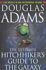 Hitchhiker's Guide to The Galaxy 1979 1-5 Ultimate 5 Part Trilogy Paperback Book