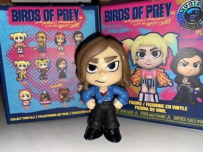 Funko Mystery Mini Birds Of Prey Harley Quinn Detective Renee Montoya 1 36 Ebay