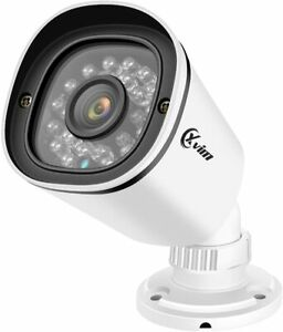 XVIM 1080P Metal CCTV Security Camera for Home Outdoor Surveillance System 1PCS