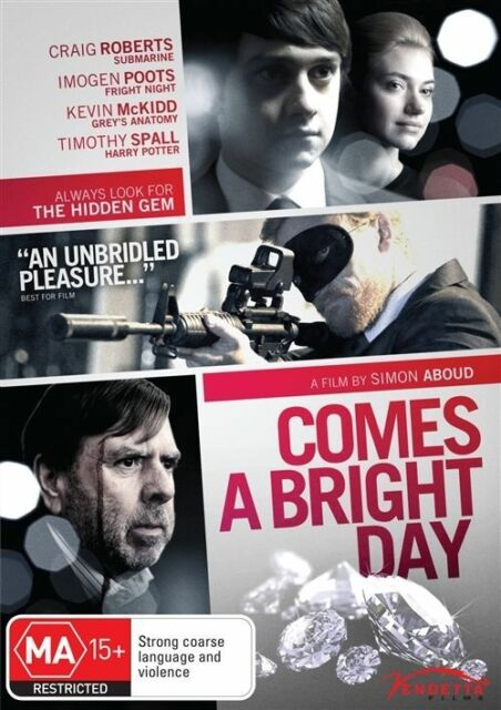 Comes A Bright Day (DVD, 2012)