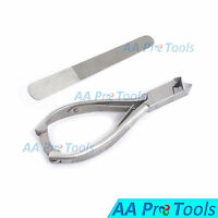 Aa Pro: Toe Nail Clippers Cutter Nipper Thick Nails Diamond Deb Podiatry Pedicur