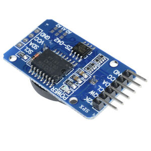 ZS042-DS3231-AT24C32-IIC-module-precision-Real-time-clock-quare-memory-Arduino