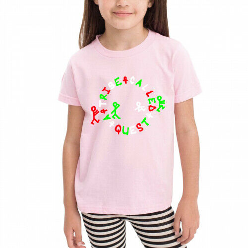 Age 2-6 Kids Toddle Girl/'s T Shirts A Tribe Called Quest
