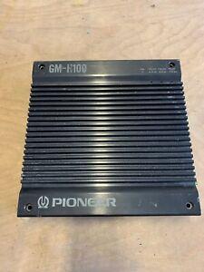 Pioneer-GM-H100-Bridgeable-Power-Amplifier-23D-TESTED
