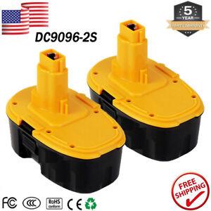 2-pack-Upgraded-18-Volt-for-DeWalt-DC9096-2-18V-XRP-Battery-DW9095-DC9098-DC9099