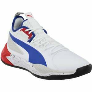 Puma Uproar Palace Guard   Mens Basketball Sneakers Shoes Casual   - White -