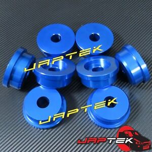 NEW-Solid-Subframe-Collars-Bushings-for-Nissan-S13-S14-S15-Silvia-180sx-200sx