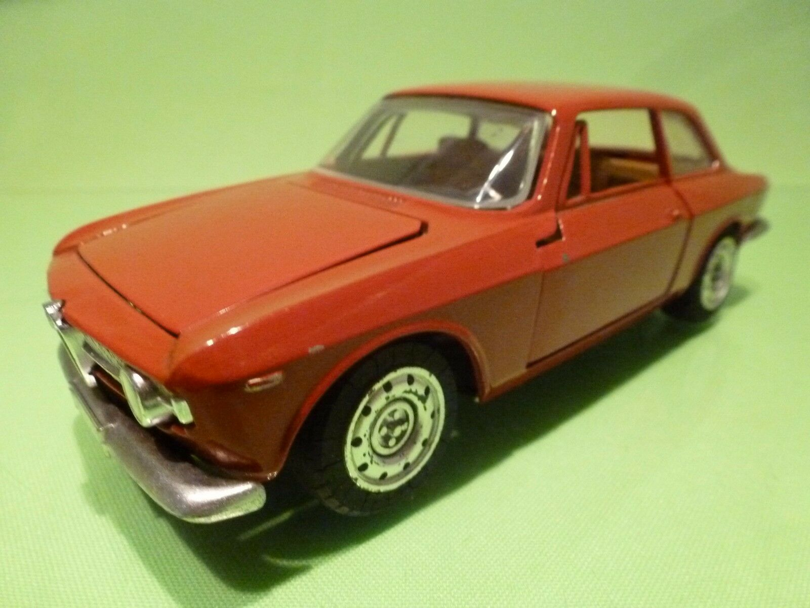 TOGI 8 65 ALFA ROMEO GIULIA GT SPRINT SPRINT SPRINT - RED 1 23 - GOOD CONDITION 3ac29a