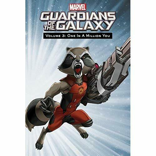 Volume 3: One in a Million You (Guardians of the Galaxy - Hardcover NEW Melching
