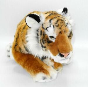 Uni-Toys-Neuware-liegender-Tiger-ca-57cm-lang