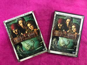 PIRATAS-DEL-CARIBE-EDICION-ESPECIAL-2-DVD-EL-COFRE-DEL-HOMBRE-MUERTO-WALT-DISNE