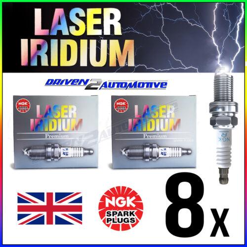 8 x NGK LASER IRIDIUM CR9EIA-9 6289 SPARK PLUG WHOLESALE ZX1000C NINJA ZX10R GSX