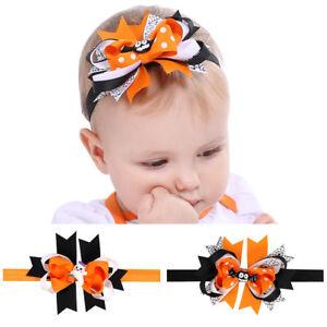 ALS-KF-Kids-Baby-Girls-Halloween-Bowknot-Bat-Ghost-Headband-Hair-Band-Headwear