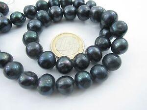 1-filo-di-perle-grigie-tondeggianti-grezze-di-11-mm-coltivate-acqua-di-mare
