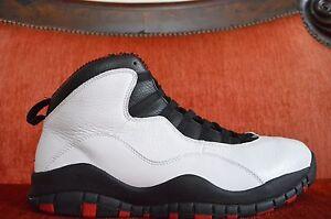 new arrival c60b4 38d78 Image is loading Nike-Air-Jordan-10-X-Chicago-Bulls-2011-