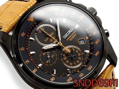 Seiko Mens Chronograph SNDD69P1