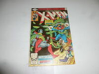 X-MEN Comic - Annual - Vol 1 - No 4 - Date 1980 - MARVEL Comic