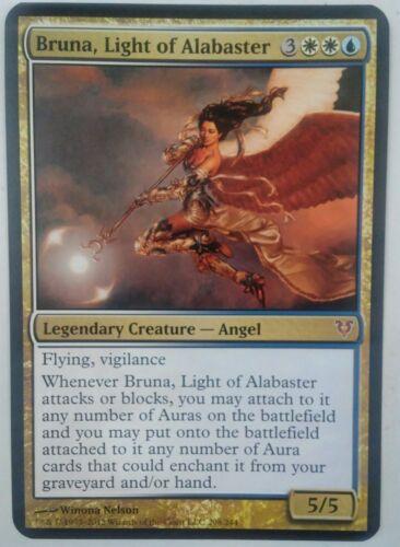 5 OvszMTG Legendary Creature Angel Gisela Sigarda Bruna Avacyn Demon Griselbrand