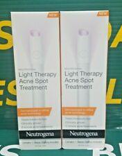 Neutrogena Light Therapy Acne Spot Treatment 1 Device For Sale